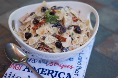 Grilled Chicken Pasta Salad-CarriesExpKtchn