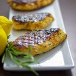 Honey Lemon Grilled Chicken Breast