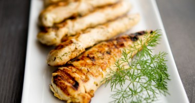 Lemon-Dill Grilled Chicken