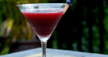 Coconut Berry Martini & Hamptons Lane Review
