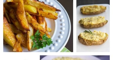 50 Mouthwatering Potato Recipes