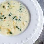 Olive Garden Chicken Gnocchi Soup (Copycat)