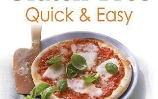 Gluten Free Quick & Easy Cookbook Winner