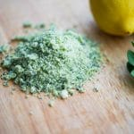 DIY Oregano Lemon Salt