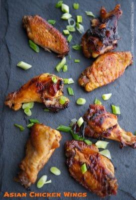 Asian Chicken Wings-cek