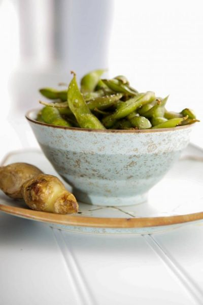 Edamame is consumed as a snack, a vegetable dish, used in soups or processed into sweets and is naturally gluten free and perfect for those that follow a vegetarian or vegan diet as it's loaded with protein.