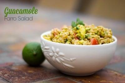 guacamole farro salad-cek
