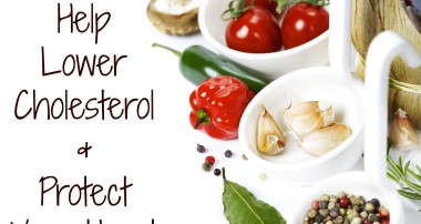 Foods That Help Lower Cholesterol & Protect Your Heart