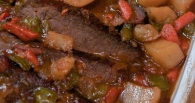 Homestyle Pot Roast
