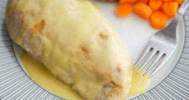Grilled Chicken with Béarnaise Sauce {+Giveaway} #FinlandiaButter