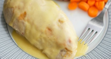 Grilled Chicken with Béarnaise Sauce