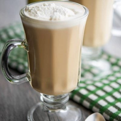 Homemade Irish Coffee