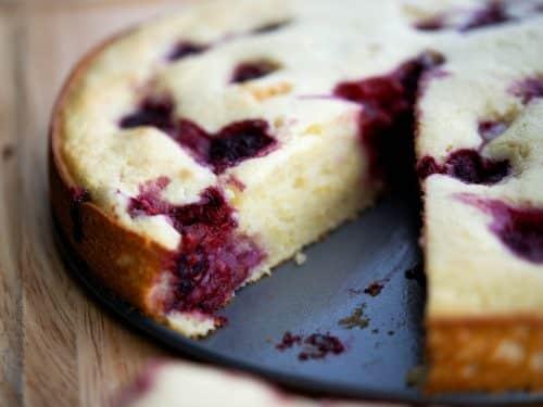 Raspberry Lemon Ricotta Cake Carrie S Experimental Kitchen