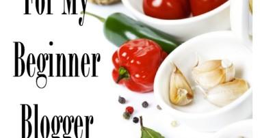 Ten Tips For My Beginner Blogger Self