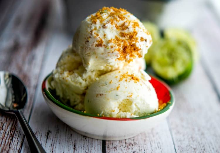 Key Lime Pie Ice Cream-Horizontal