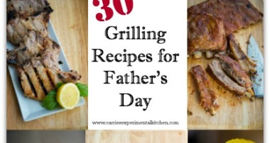 30 Grilling Recipes for Father's Day