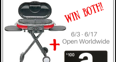 Grillin' Time Giveaway