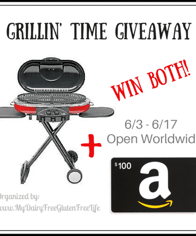 Grillin' Time Giveaway June 2015