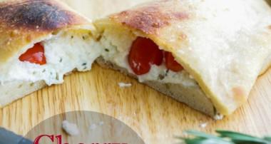 Cherry Tomato Calzones