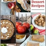 20 Apple Dessert Recipes | CarriesExperimentalKitchen.com