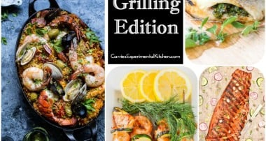 Seafood Frenzy Friday {The Grilling Edition}