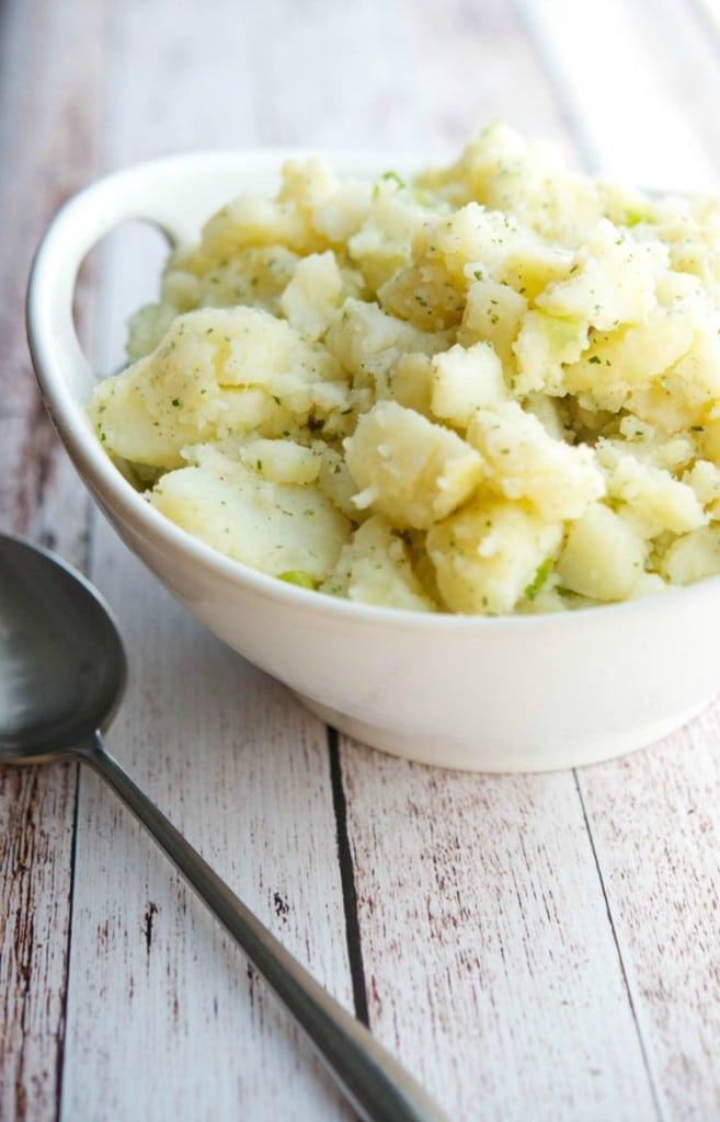 Zesty.Ranch Potato Salad