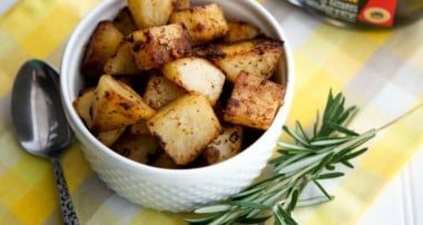 Balsamic Rosemary Roasted Potatoes