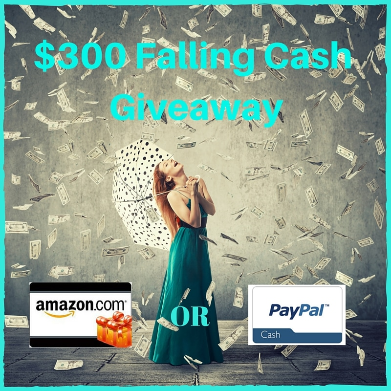 Falling Cash Giveaway