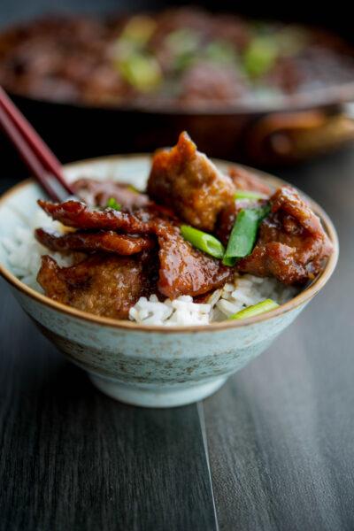 PF Changs Copycat Mongolian Beef