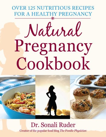 Natural Pregnancy Cookbook-Sonali Ruder