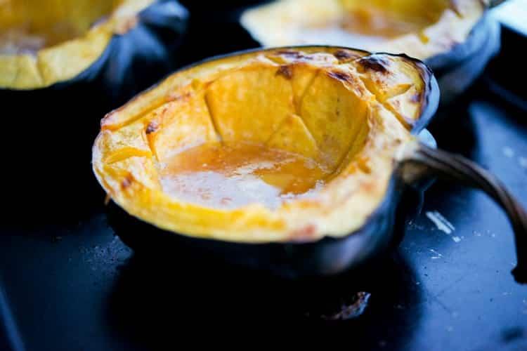Amaretto.Roasted Acorn Squash-horizontal