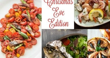 Seafood Frenzy Friday: Christmas Eve Edition