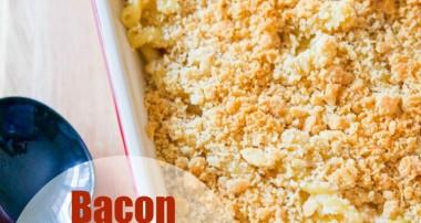 Bacon & Cheddar Mac n' Cheese