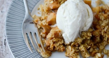 Apple Chai Cobbler {PF Changs Copycat}