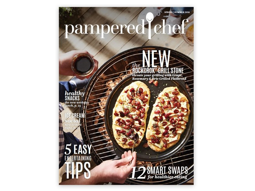 Pampered Chef Catalog