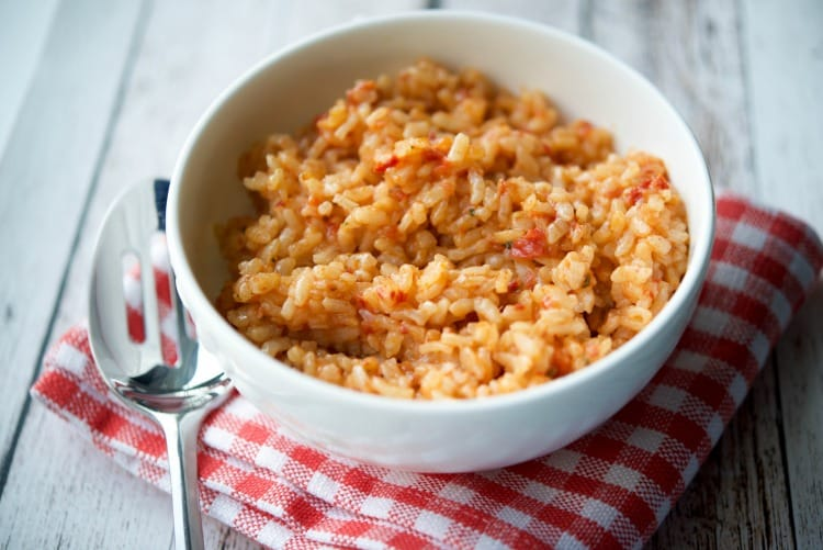 Sun Dried Tomato Risotto - Carrie's Experimental Kitchen
