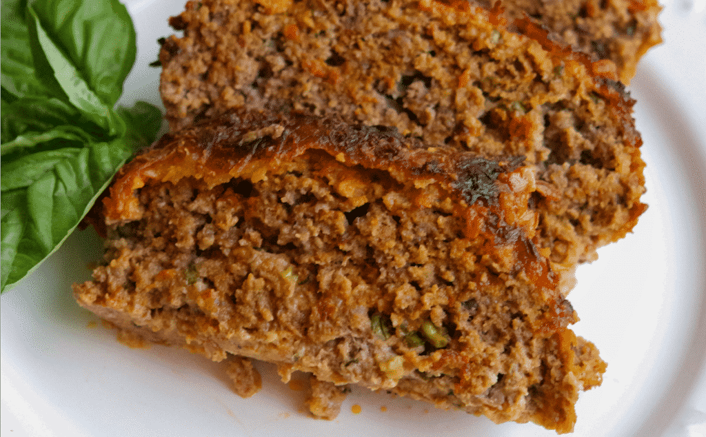 Pizza Meatloaf