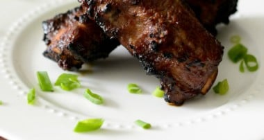 Pan Asian Grilled Short Ribs