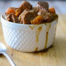Crock Pot Hungarian Pork Stew