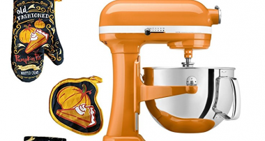 Pretty Fall KitchenAid #Giveaway