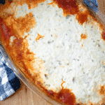 Low Carb Beef Ricotta Casserole