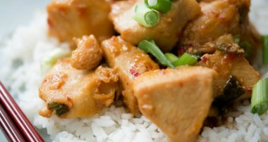 Asian Chili Garlic Chicken