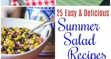 25 Summer Salad Recipes