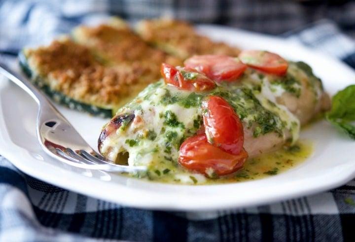 Chicken Margherita Olive Garden Copycat Carries Experimental