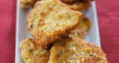 Mustard & Sage Potato Encrusted Pork Cutlets