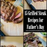 Father's Day means one thing; grilled steak. From ribeye's to london broil to filet mignon and even skewers, nothing beats a nice juicy steak on the grill.