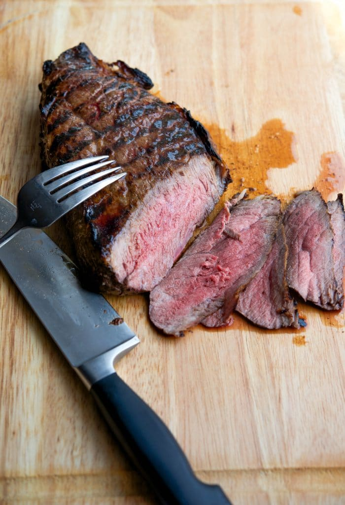 Madeira Marinated London Broil