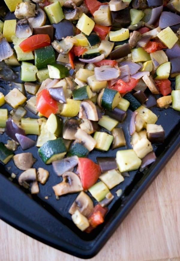 Roasted Vegetable Ratatouille
