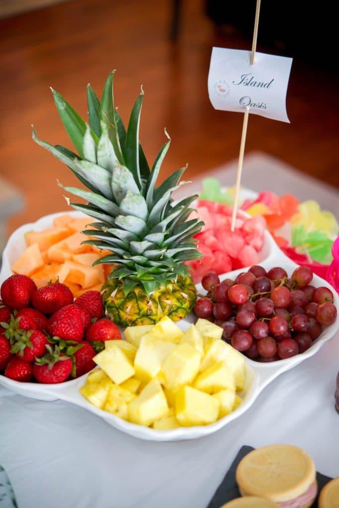 Island Oasis (Fruit Platter)