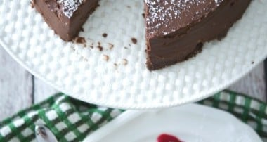 Chocolate Espresso Cake (The Capital Grille Copycat)
